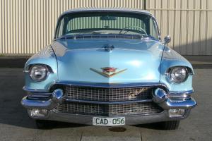 1956 Cadillac 2 Door Coupe Fully Restored