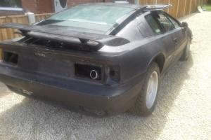 1989 LOTUS ESPRIT TURBO SE BLACK RESTORATION PROJECT 90 Photo