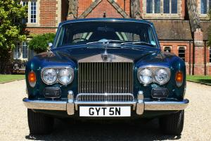 ROLLS ROYCE SILVER SHADOW MK 1 - LOW MILEAGE,