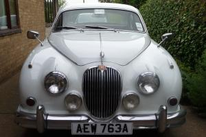 1963 JAGUAR MK11 OVERDRIVE  Photo