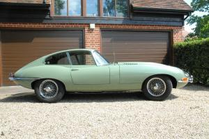 Jaguar e-type coupe Series 1 4.2 e type  Photo
