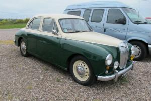 1956 MG MAGNETTE ZA 70,000 MILES  Photo