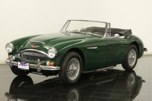 1967 Austin Healey 3000 BJ8 MK III Convertible 2912cc 6 Cyl 4 speed Restored