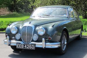 1966 Daimler 2.5 V8 250 Sherwood Green