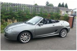 MGTF 160 bhp Mint 2002/3 27,500 genunie mls Sell Swap  Photo