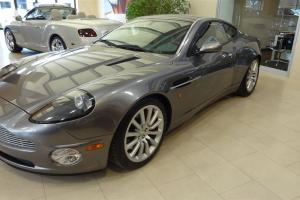 2003 Aston Martin Vanquish Base Coupe 2-Door 6.0L