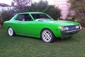 Toyota Celica 1974 2D Coupe 5 SP Manual 2TG Twin Carb