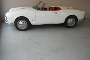1957 Alfa Romeo GIULIETTA SPIDER 750 SHORT WHEEL BASE No Rust OR Rust Repair