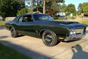 Olds Cutlass SX 455 Complete Matching Numbers