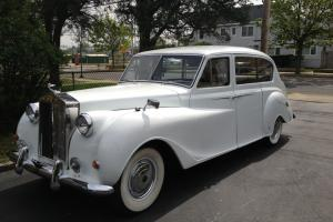 1963 Austin Princess, Rolls Royce, Grill w/flying lady, Beautifully restored Photo