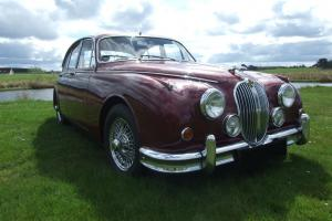 Jaguar Mk 2 Auto  Photo