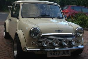 ROVER MINI 1000 CITY E - GREAT LOOKING CAR / LOTS SPENT  Photo