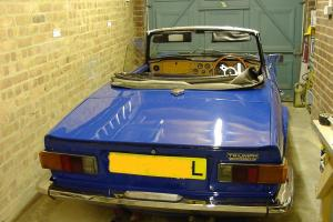 1972 TRIUMPH TR6 UK CAR 150 BHP