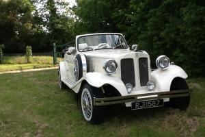 BEAUFORD CAR CONVERTIBLE