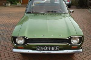 FORD ESCORT MK1 LHD EXELLENT CONDITION rs1600 mexico rs2000