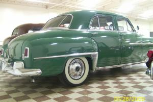 Original 1950 Chrysler Windsor
