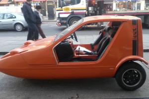 RELIANT BOND BUG 700 ES ORANGE