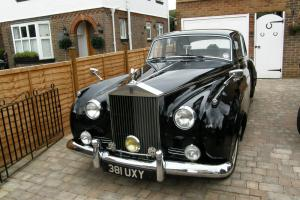 Rolls Royce Silver Cloud I 1957  Photo