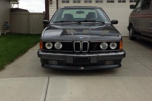 BMW : 6-Series 635CSI