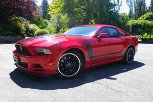 2013 Ford Mustang Boss 302 Coupe 6-Speed Manual Only 109 Miles