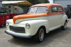 1942 Ford V8 Sloper HOT ROD OR Original 12 Months NSW Rego Option Offered  Photo