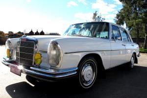 Mercedes Benz 280SE 1970 Like NEW Immaculate Condition Classic Rare Collector