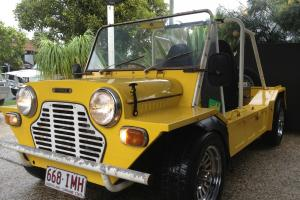 Moke Mini Leyland Morris NOT Californian