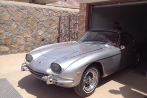 1965 LAMBORGHINI 350 GT COUPE---GONE FOR YEARS----RELUCTANT---