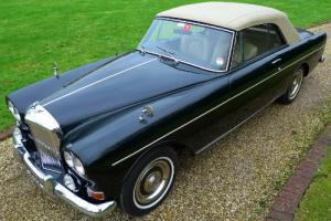 1964 Bentley S3 Continental Chinese Eye DHC  Photo