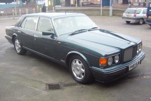 1996 BENTLEY TURBO R LWB, 2 OWNERS OVER THE LAST 12 YEARS, (1 TITLED)