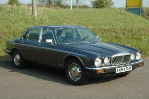 1983 DAIMLER SOVEREIGN 4.2 AUTO GREY