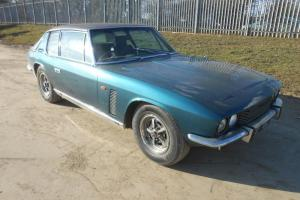 1971 Jensen Interceptor series 2 in metallic blue/green dry stored 16yrs