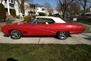 1968 Buick Skylark Custom Convertible 2-Door 5.7L