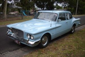 1961 LHD Plymouth Chrysler Valiant 2 Door RV1 R Series