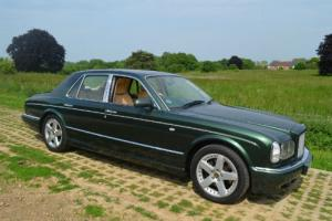 2000 Bentley Arnage Turbo Red Label  Photo