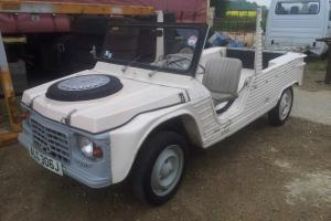 1971 CITROEN MEHARI, TAX EXEMPT,