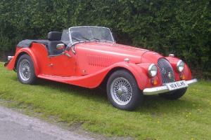 Morgan 4/4 1600 X-flow 4 seater