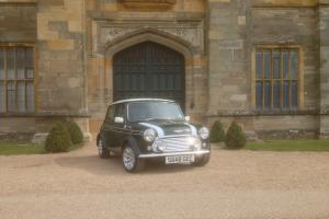 Classic Rover Mini Cooper Sports LE - One of 100 ever produced