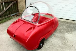 Peel Trident, bubble car, micro car