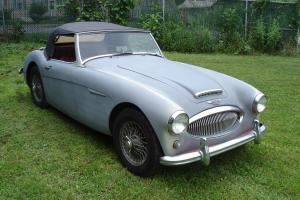 Austin Healey 3000 Tri-Carb 4-Seater Photo
