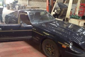 1981 DATSUN 280 ZX - Rare 2 seater manual