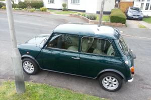 1994 ROVER MINI MAYFAIR AUTO GREEN