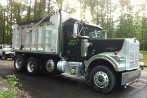 1988 Marmon Tri-axle Dumptruck Photo