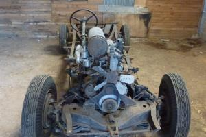 1926 Bentley rolling chassis  Photo