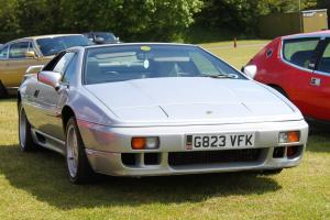 LOTUS ESPRIT SE TURBO  Photo