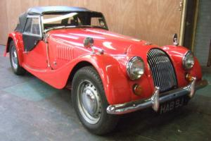 Morgan 4/4 2 seater 1600 X flow 1971 J  Photo