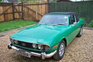 Triumph Stag Mk 2 1977  Photo
