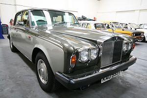 ROLLS ROYCE SILVER SHADOW 11  Photo
