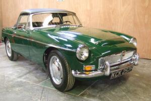 MG MGC Roadster  Photo