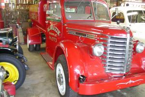 1948 DIAMOND-T TRUCK, PTO RUN W/ HYDRAULIC DUMP BODY Photo